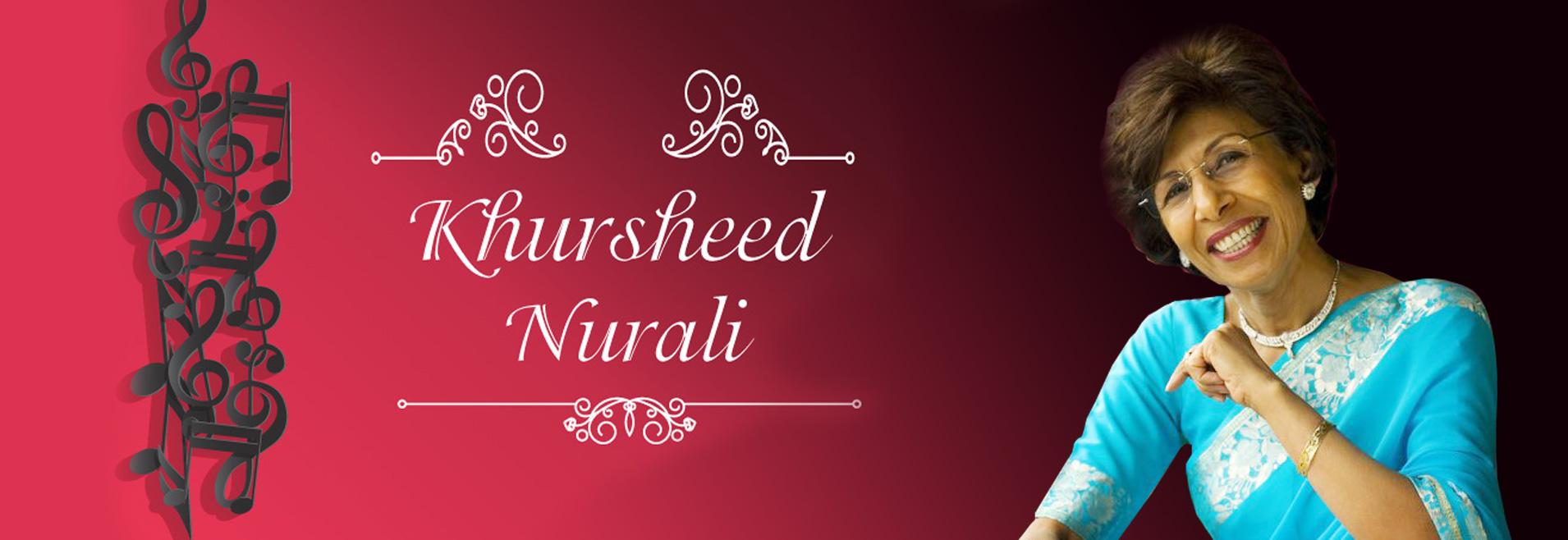 Khursheed Nurali