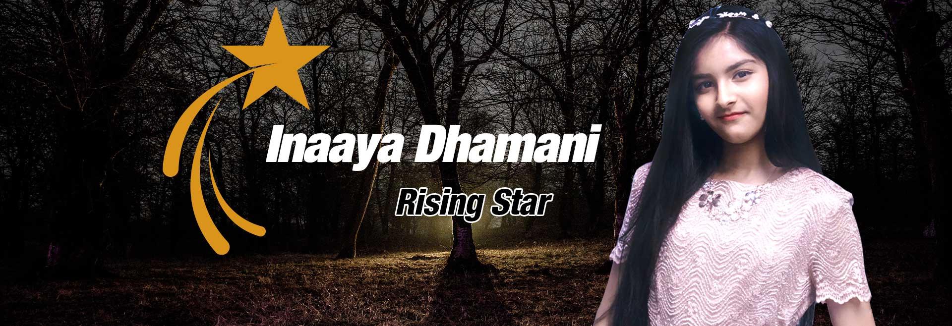 Inaaya Dhamani