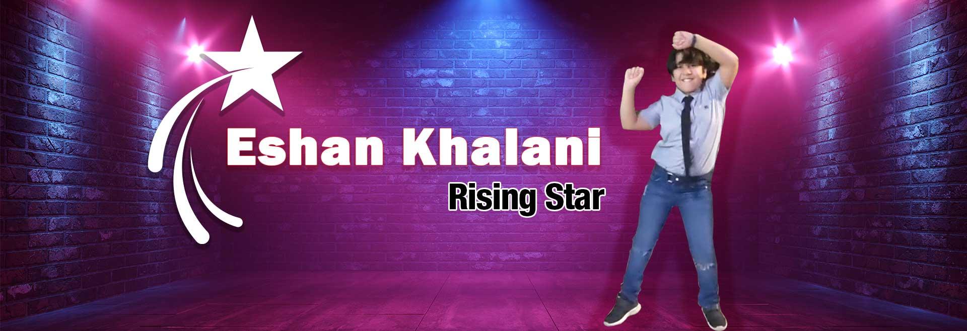Eshan Khalani